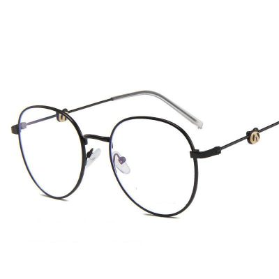 Women's Anti-Blue Light Panda Decorated Frame Eyeglasses Glare Resistant & Blue-Blocker Lenses