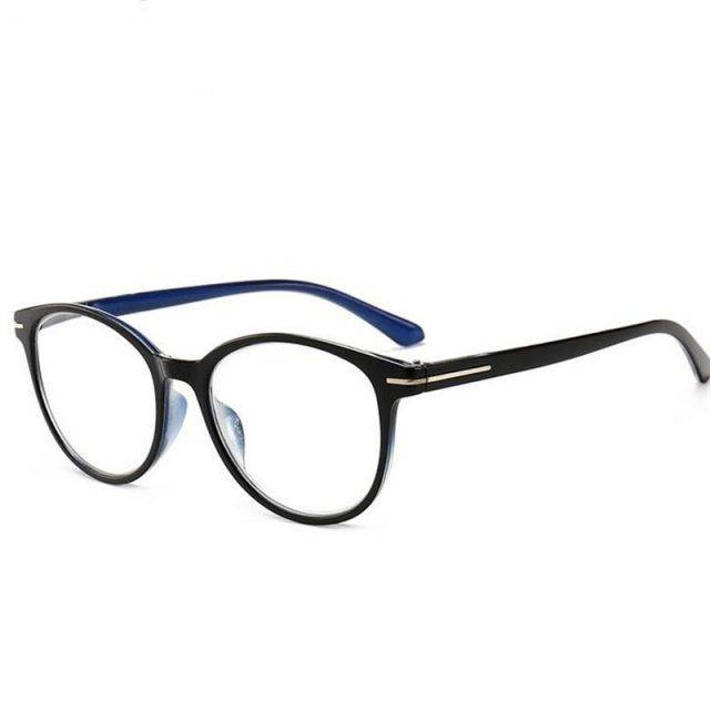 Women's Anti-Blue Light Mirror Glasses Glare Resistant & Blue-Blocker Lenses