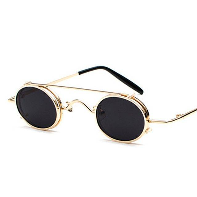 Classy Oval Sunglasses for Men Unique