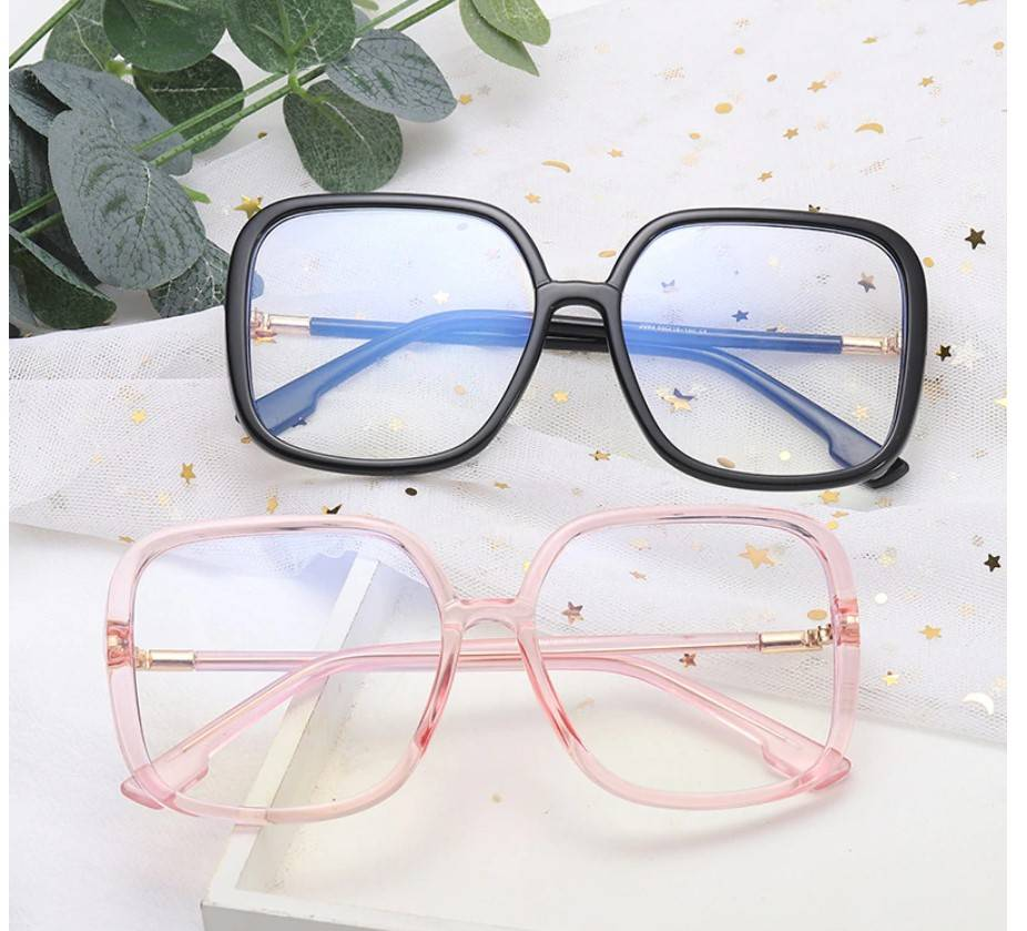 Trendy Oversized Glasses Glare Resistant & Blue-Blocker Lenses Oversized Readers